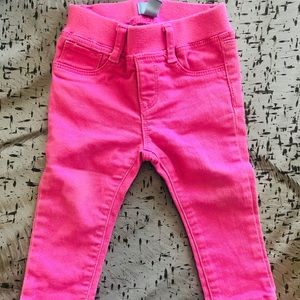 Adorable & soft baby GAP jeans!